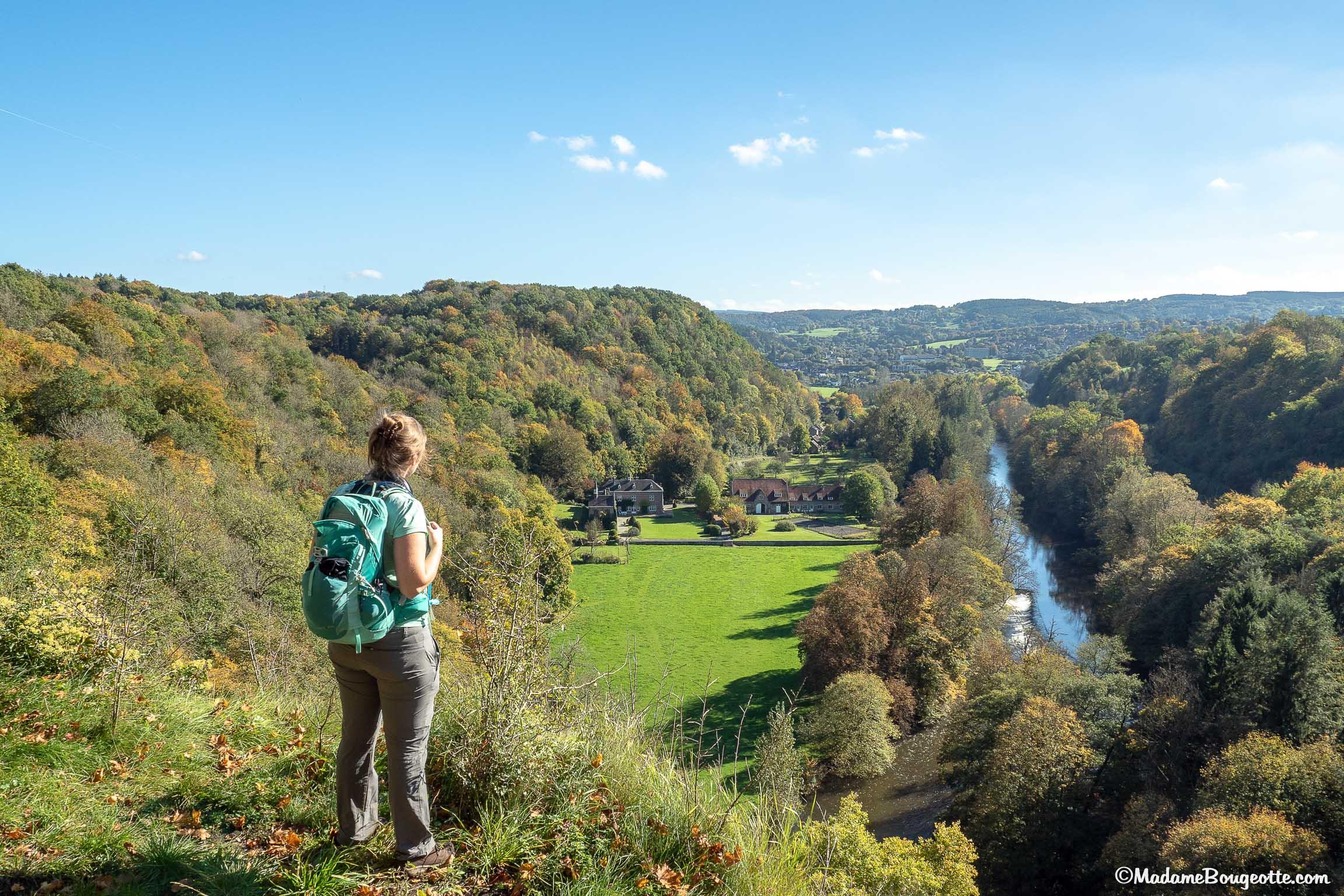 Les plus belles randonnées de Belgique - Aywaille