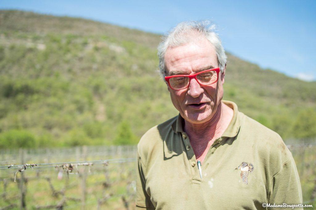 vin biodynamique en Aveyron
