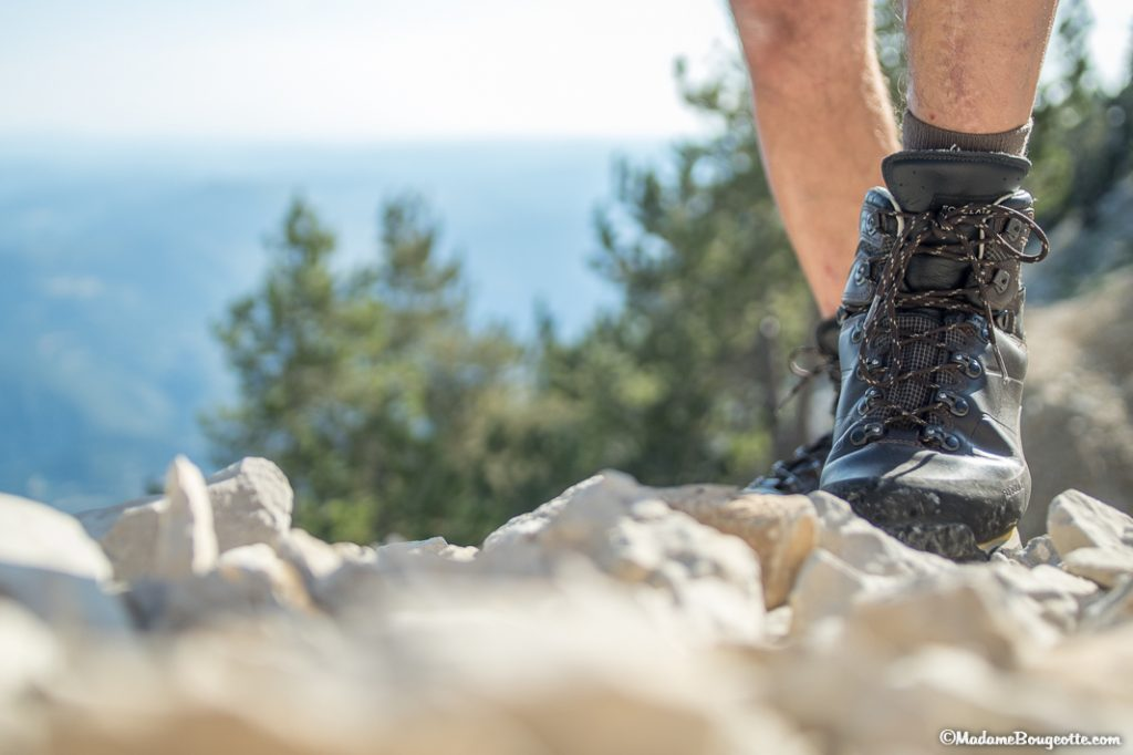 corse gr20 chaussures